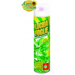 Lucida foglie spray 600 ml