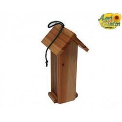 Mangiatoia in legno Sorbus