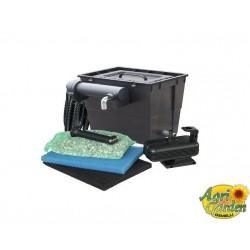 NEWA PRATICO ADV 5000 UV-C + filtro chiarificatore + pompa cascata