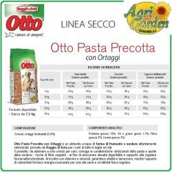 Otto Pasta precotta 7,5 Kg