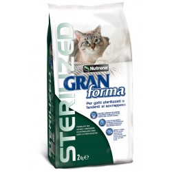 GranForma Gatti Sterilized 20 kg