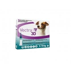 Anti Parassitario Vectra 3D per cani small 4-10 Kg