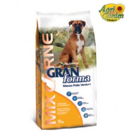 GranForma Dog Mix Carne 15 kg