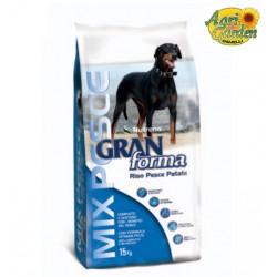 GranForma Cani Mix Pesce 15 Kg