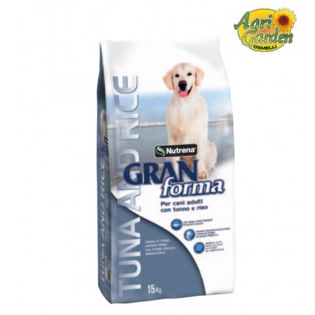 GranForma Cani Tonno e riso 15 kg