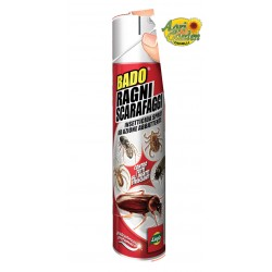 Linfa Bado Ragni Scarafaggi 400 ml