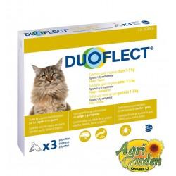 DU0OFLECT soluzione spot-on Cani 2-10 Kg. Gatti 5 Kg