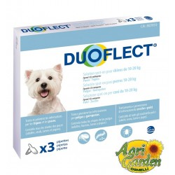 DUOFLECT soluzione.spot-on Cani 10-20 Kg.