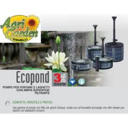 FILTRO NEW ECOPOND 2 1350L/H 230/50 10MT EU I