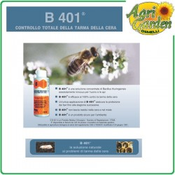 Apicoltura B 401 contro larve della cera