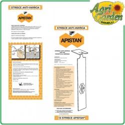 Apicoltura Apistan 10 strisce anti varroa